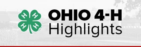View the April 2021 Ohio 4-H Highlights